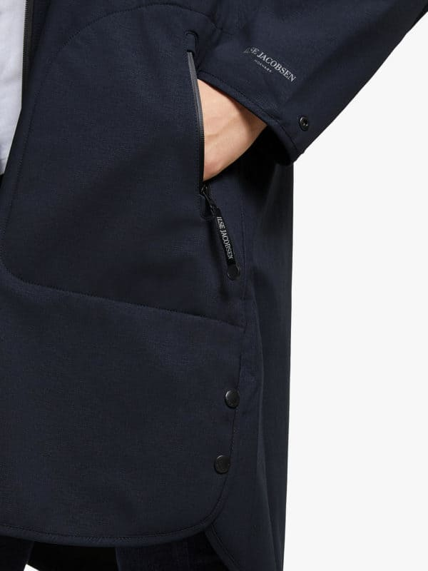 Ilse Jacobsen Raincoat 128 Indigo