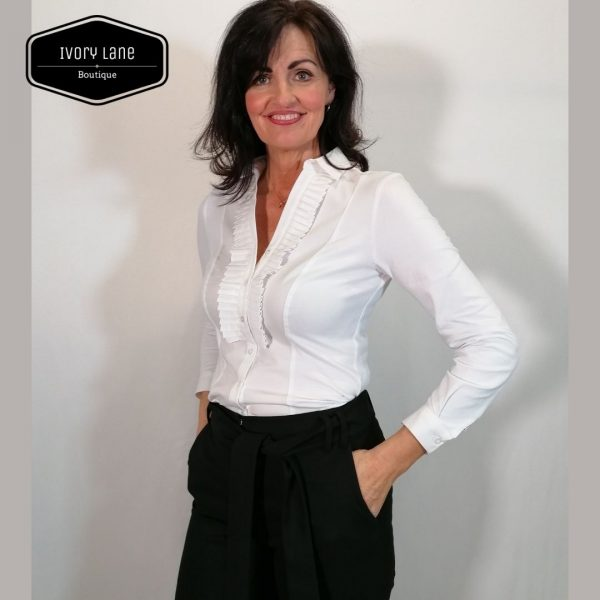 Bariloche Gorafe White Shirt