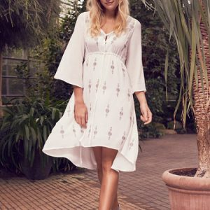 Cream Valie Dress 1