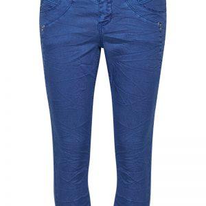 Cream Mindy 3/4 Pants Limoges Blue