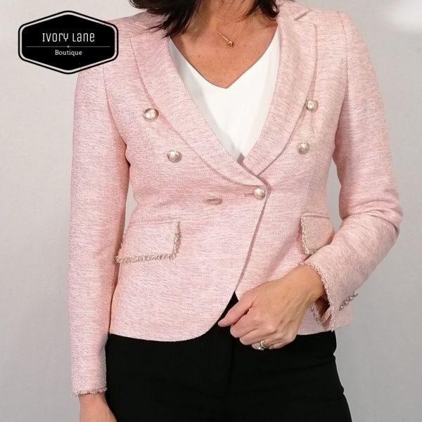 Bariloche Llanera Pink Jacket