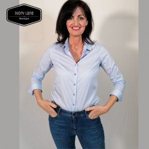 Bariloche Hellin Shirt in Blue