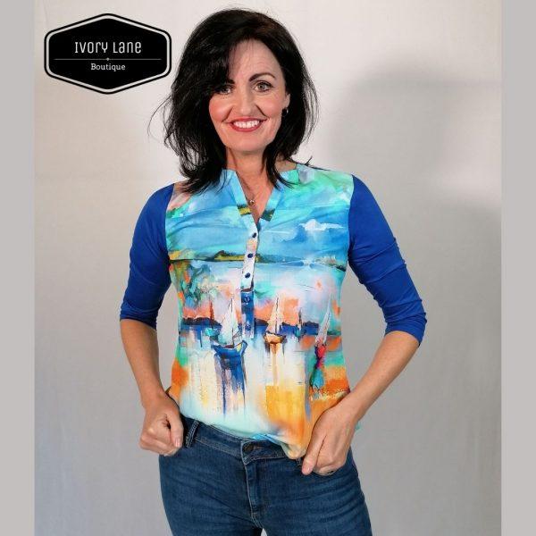 Tinta Style Fira Shirt
