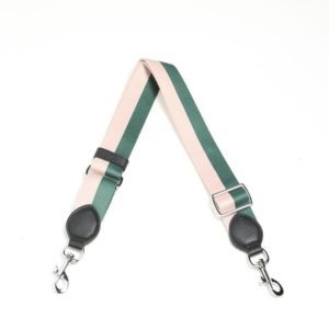 smaak strap green/pink silver