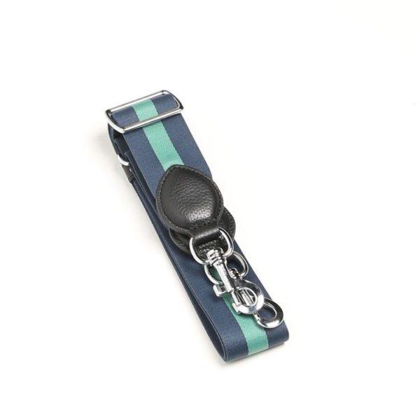 smaak strap blue/green silver