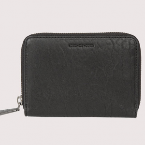 Love my soul Delphi small purse black