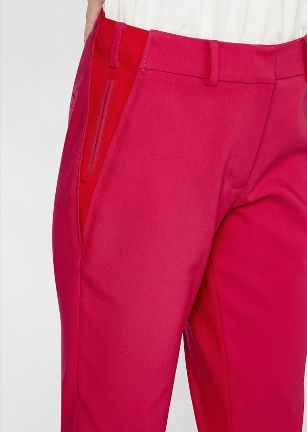 Perspective Clothing Caroline Pants in Fushsia