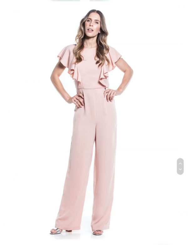 Cotton Brothers Jumpsuit in Rose Cloud