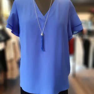 Tinta Style Damaris Royal Blue Shirt
