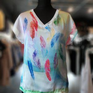 Tinta Style Domini Blue Shirt