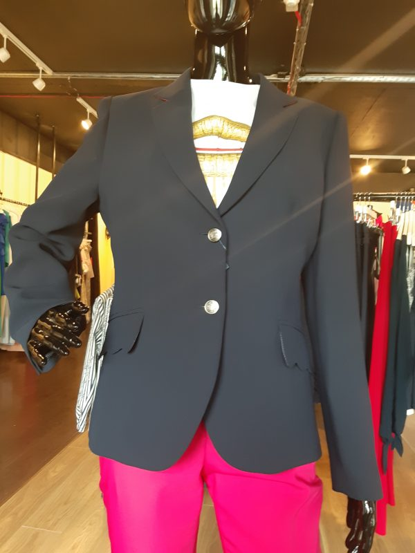 Bariloche Ponferrada Jacket in Navy
