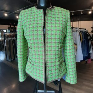 Bariloche Ganges Green Lime Jacket