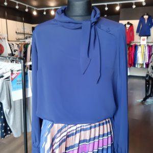 Tinta Style Brigid Blouse Blue