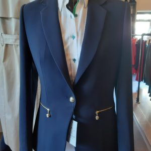 Bariloche Tudela Tailored Navy Blazer