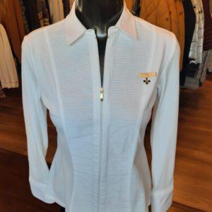 Tinta Style Amaia White Shirt