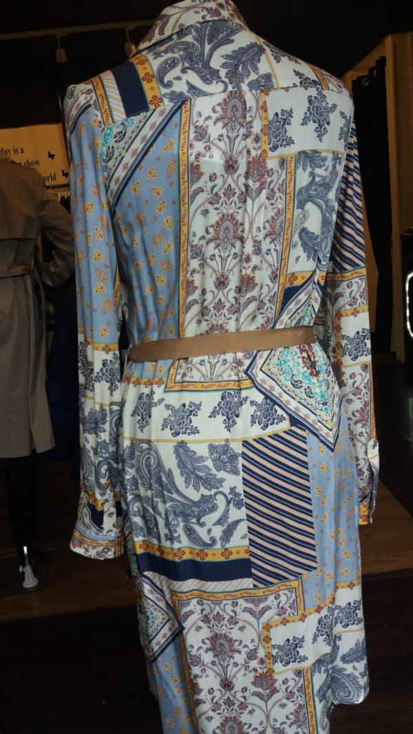 Tinta Style Tieda Camel Dress