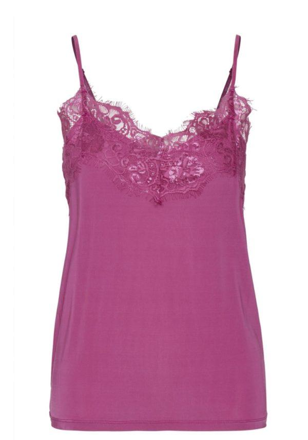 Soaked In Luxury Clara Singlet in Pink