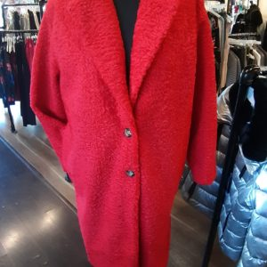 Cotton Bros Flame Teddy Coat