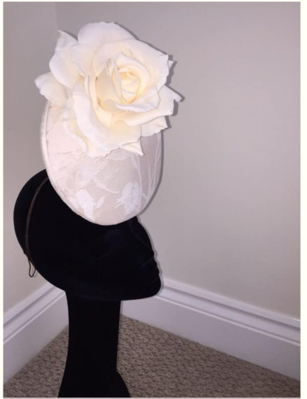 HARPER CREAM PERCHER HAT