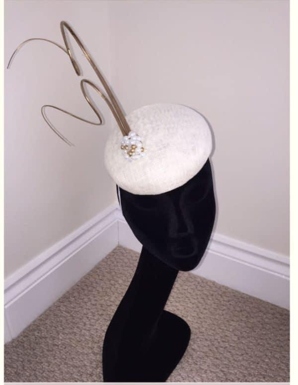 HARPER CREAM HAT