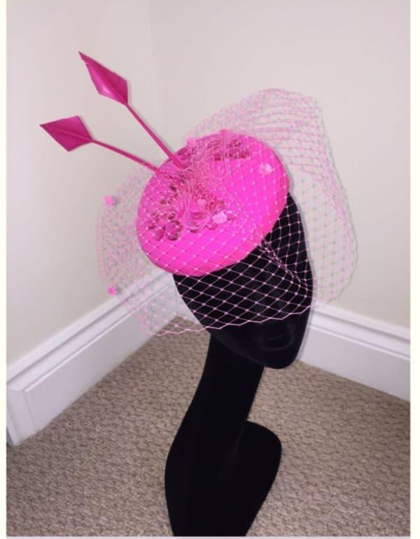 HARPER PINK HAT