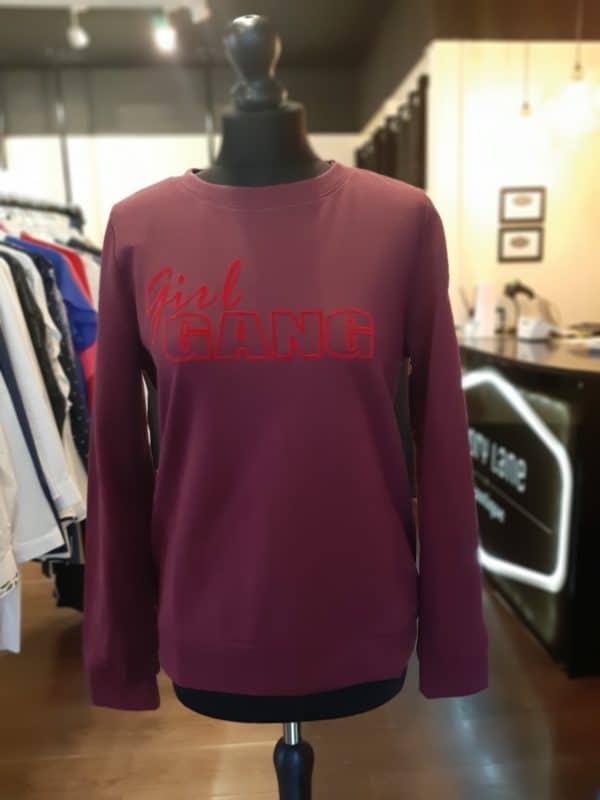 Soaked and Luxury Gang Sweatshirt