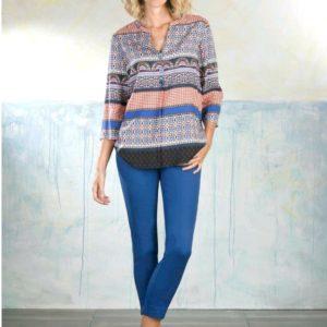 Tinta Style Debra Coral Shirt