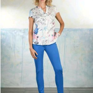 Tinta Style Esmeralda Natural Shirt
