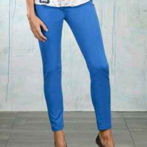 Bariloche Uganda Jeans in Royal Blue
