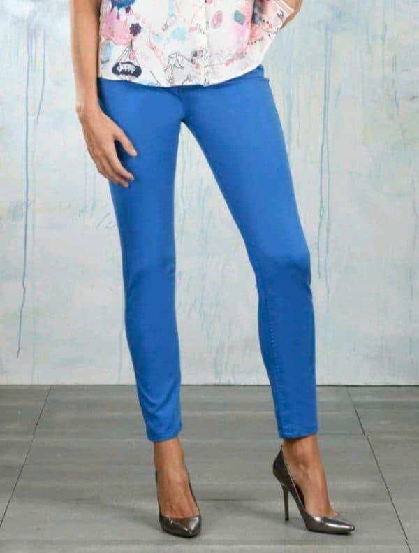 Bariloche Uganda Jeans in Royal Blue