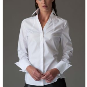 The Shirt Company Madelena White Shirt