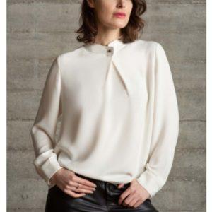 The Shirt Company Belmont Ivory Blouse