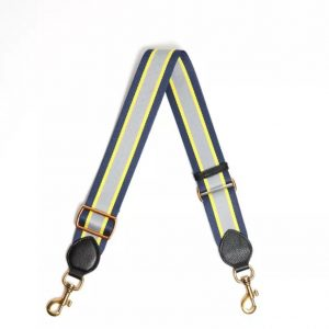 Smaak Adjustable Shoulder Strap in Blue\Yellow BG