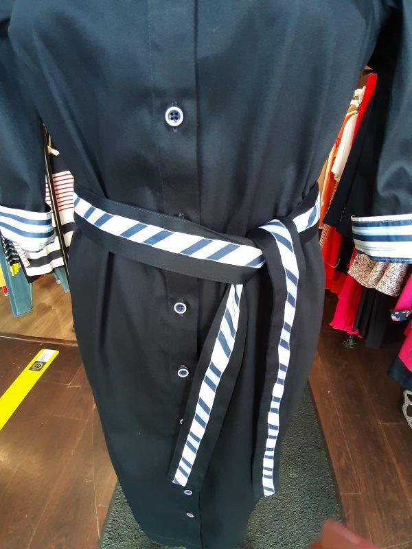 Bariloche Casar V Navy Dress