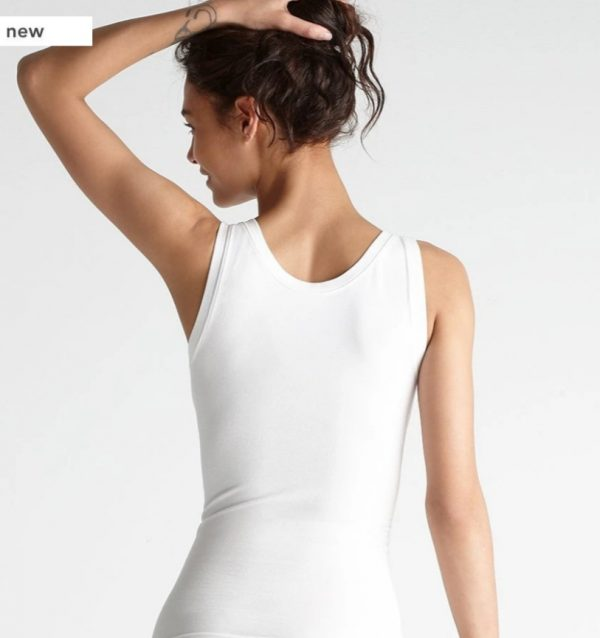 Yummie Seamless Scoop Neck Shaping Tank Top