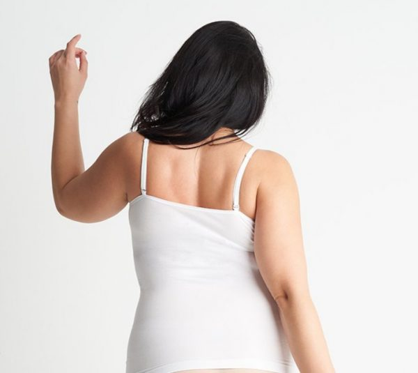 Yummie Seamless Convertible Shaping Cami in White