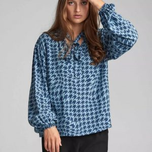 Numph Nuballou Blouse Moonlit