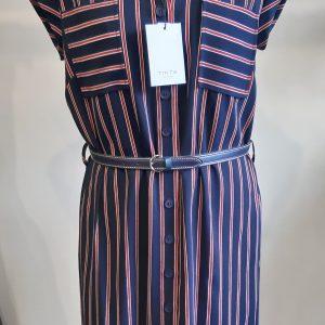 Tinta Style Kiona Navy Dress