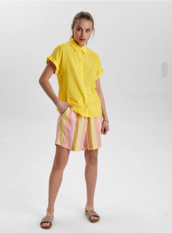 Numph Nucathy Shirt Snapdragon