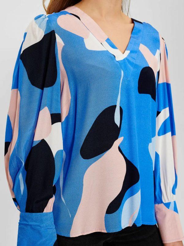 Numph Nucora Blouse Ultramarine