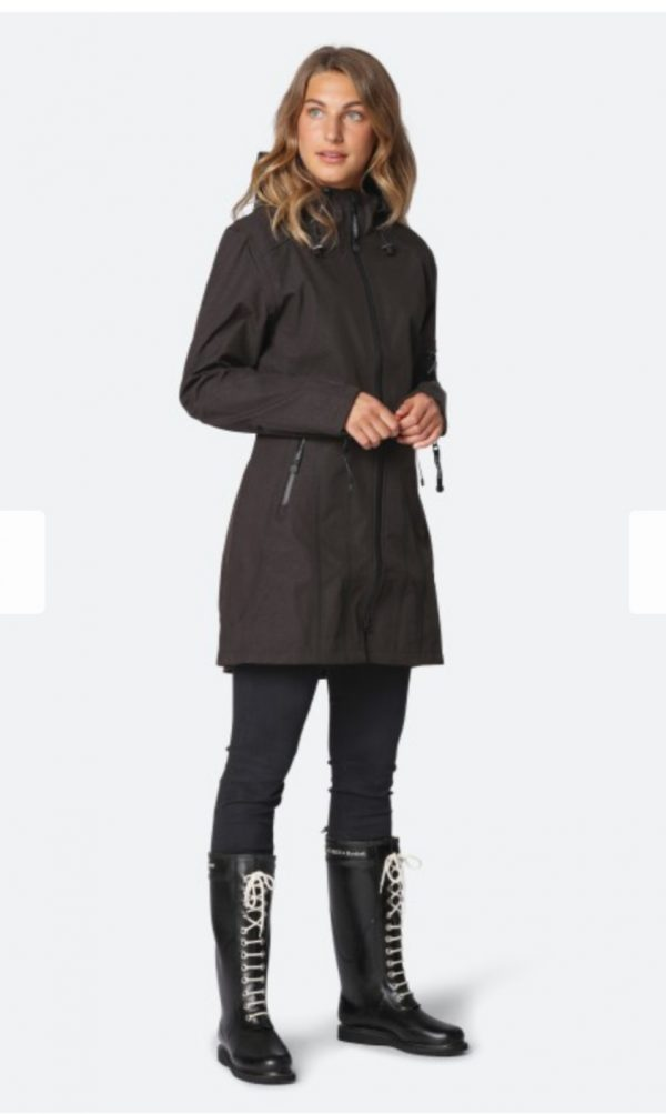 Ilse Jacobsen Black Rain 7 Coat