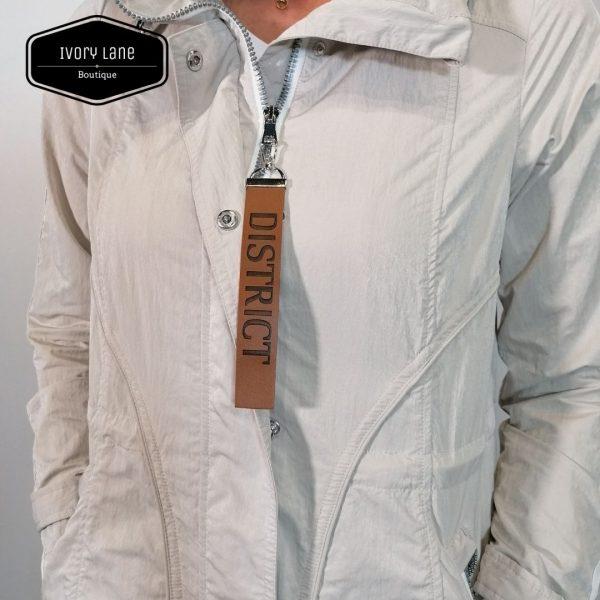 District Triple Stone Jacket