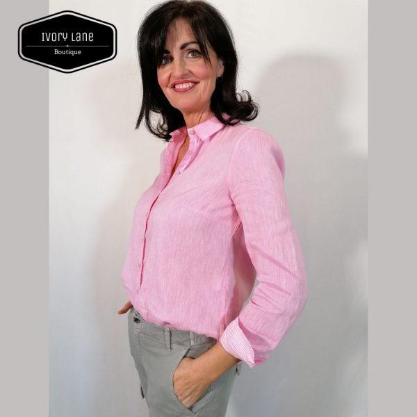 Bariloche Alameda Pink Shirt