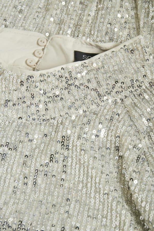 Soaked in Luxury Nicole Blouse
