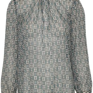 Soaked and Luxury SLMista Aggie Top