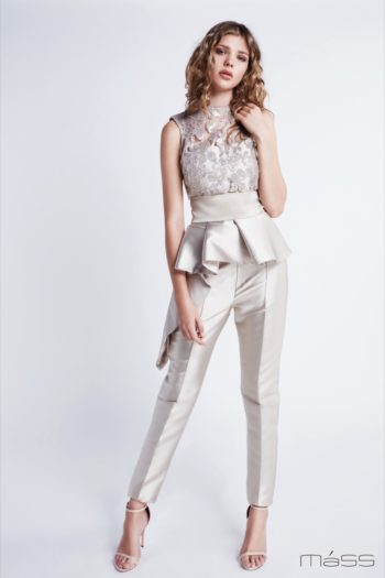 Mass by Matilda Cano 2pce trouser suit