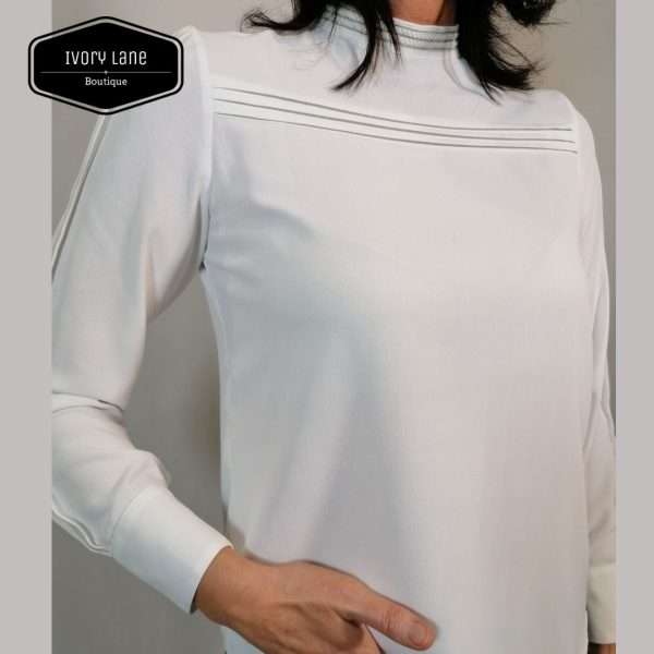 Bariloche Pluton Off White Shirt