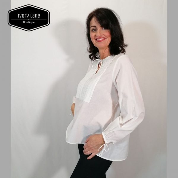 Pieszak Saffron oversize shirt