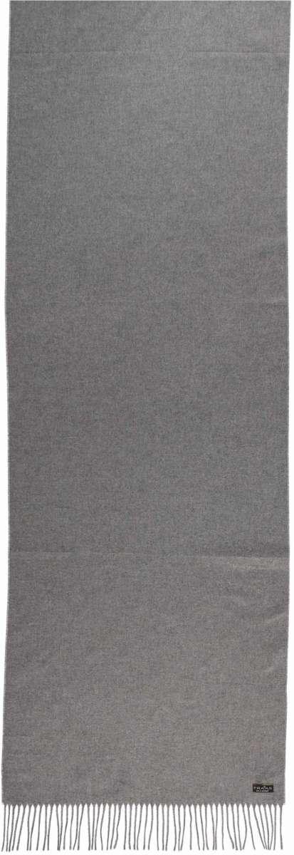 Fraas Pure polyacrylic Scarf Mid Grey