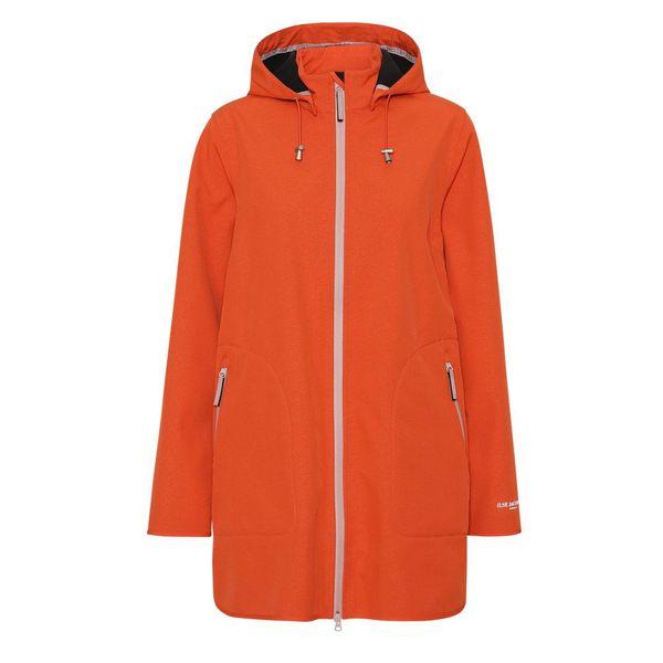 Ilse Jacobsen Raincoat 135B Orange